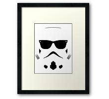 Shadetrooper Framed Print