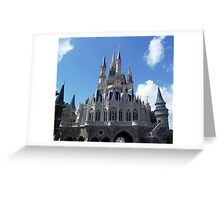Princess Castle Greeting Card