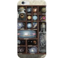 Cosmic Curios iPhone Case/Skin