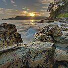 Adventure Bay dawn - Bruny Island, Tasmania by PC1134