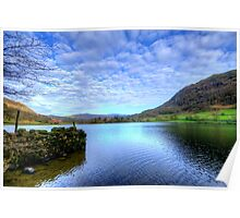Rydal Water, Lake District Poster