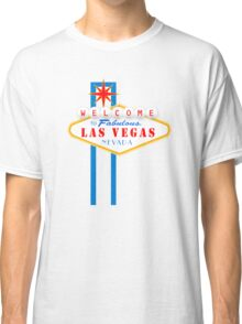 Welcome To Las Vegas Sign Classic T-Shirt