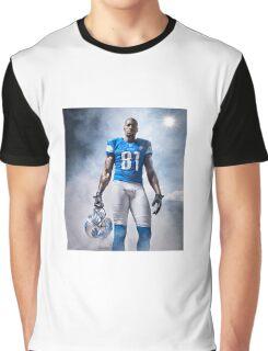 Calvin Johnson Graphic T-Shirt