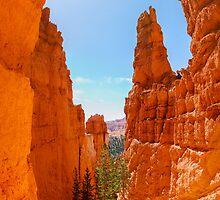 Navajo Loop at Bryce Canyon by julcoh