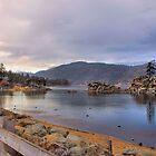 Boulder Bay by Rosalee Lustig