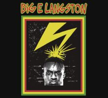 BAD BRAINS LANGSTON - I AN I NEED FIVE by GrowCold