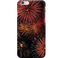 Firework show iPhone Case/Skin