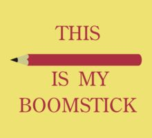 Boomstick (pencil ver.) by Dancing In The Graveyard