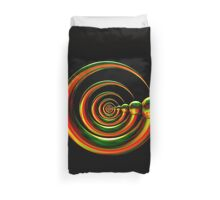 Divinorum Express Duvet Cover