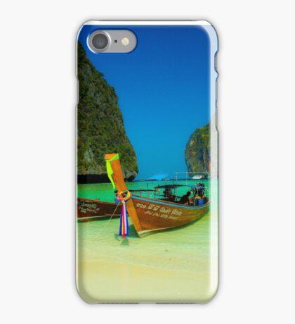 Phi Phi Island, Thailand iPhone Case/Skin