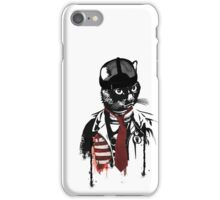 cats are confused iPhone Case/Skin
