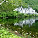 Kylemore Abbey - Ireland by Arie Koene
