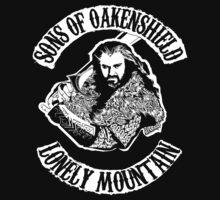 Sons of Oakenshield by eruparo