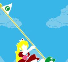 The Battle of Mario Jima Sticker