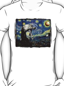 Starry Night versus the Empire T-Shirt
