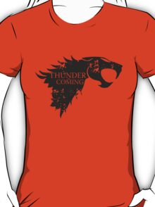 Thundercats is coming T-Shirt