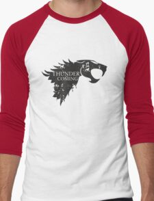 Thundercats is coming Men's Baseball ¾ T-Shirt