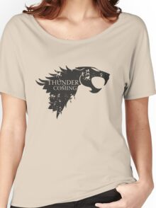 Thundercats is coming Women's Relaxed Fit T-Shirt