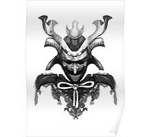 Samurai XYZ Poster