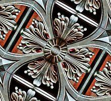Royal Ornament by DFLC Prints