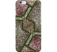 Luxury Geometric Ornament iPhone Case/Skin