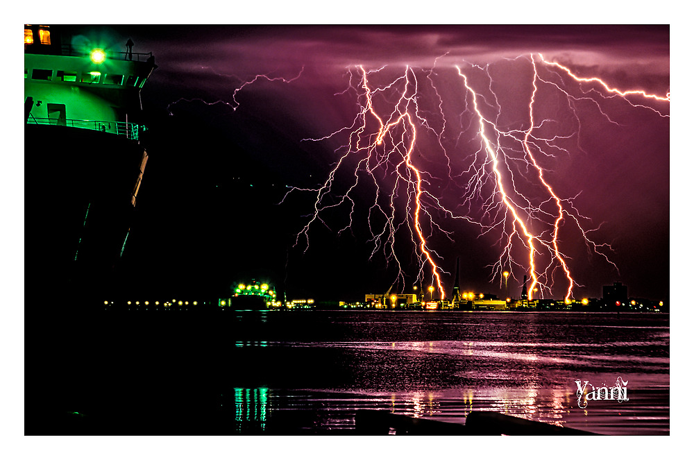 Lightning 05 by Yanni
