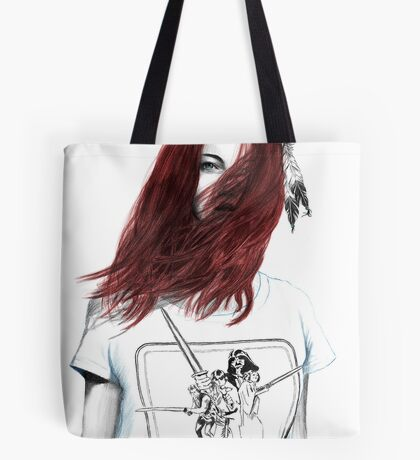 SW Red Tote Bag
