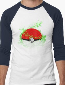 Pokeball Grass Type Pokemon (All pure grass type pokeball) T-Shirt