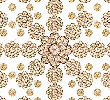 Pure Ornament Pattern by DFLCreative