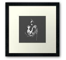 A Complicated Relationship - Light Framed Print