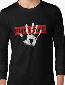 PROVOKE Long Sleeve T-Shirt