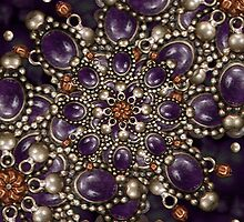 Luxury Ornament Artwork by DFLC Prints