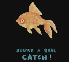 You're A Real Catch! Kids Clothes