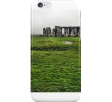 Stonehenge  -  history set in stone iPhone Case/Skin