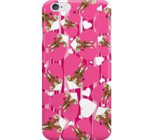 Cute Cartoon Valentine Horse iPhone Case/Skin