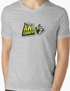 Counter Strike Mens V-Neck T-Shirt
