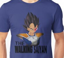The Walking Saiyan Unisex T-Shirt