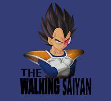 The Walking Saiyan Unisex T-Shirt