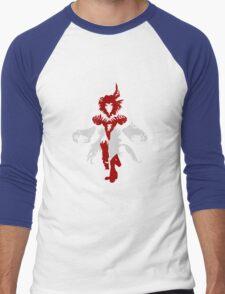 Trance Kuja Men's Baseball ¾ T-Shirt