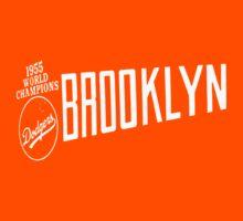 brooklyn dodgers 2 Kids Clothes
