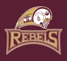 Go Rebels!  by firebrander