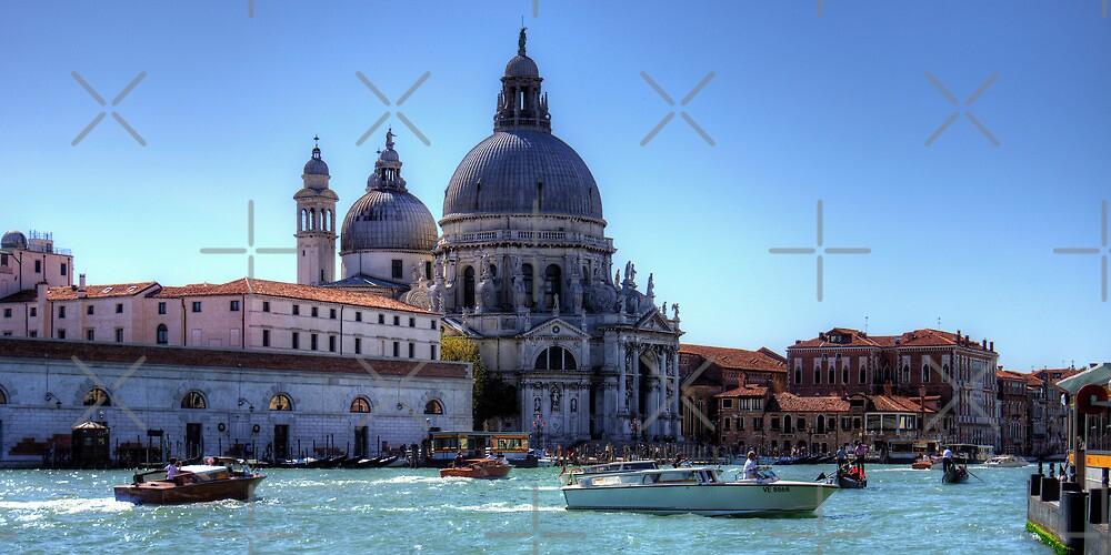 Basilica di Santa Maria della Salute by Tom Gomez