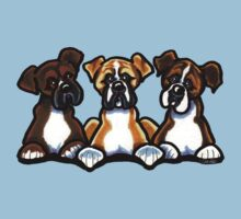 Three Boxers Kids Clothes