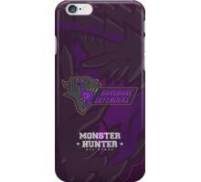 Monster Hunter All Stars -  Barubaré Defenders iPhone Case/Skin