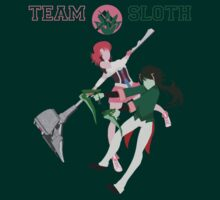 Team Sloth by tofudelight
