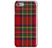 Tartan iPhone Case/Skin