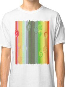 stripey Classic T-Shirt