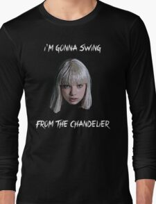 Sia - Chandelier Long Sleeve T-Shirt
