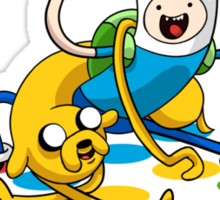 Adventure Time - Fun and Games Sticker