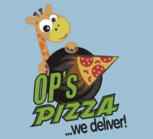 OP's Pizza Delivers (small pocket) by konman96